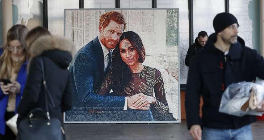 「王室擔憂我小孩的膚色有多黑」梅根專訪驚爆曾有自殺念頭 哈利:我的家人被「王冠」綁架了