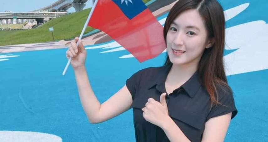 感性發文喊「我愛韓國瑜」!何庭歡透露讓她決定「跟著禿子走」的一句話