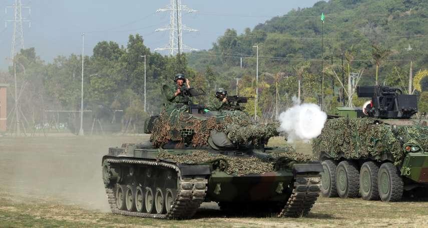 三軍春節加強戰備!陸軍564旅「聯合兵種營」展現跨兵科、兵種作戰力