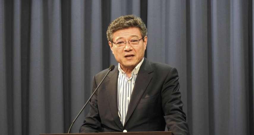 吳敦義辭國民黨主席 由林榮德代理 預計3月7日補選