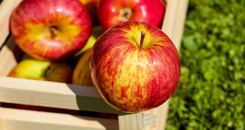 綠蘋果和紅蘋果的營養價值有差異嗎?怎麼吃才能降低壞膽固醇?營養師教你這樣吃蘋果