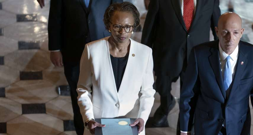 濫用總統職權、妨害國會調查!美國總統川普遭移送聯邦參議院審判