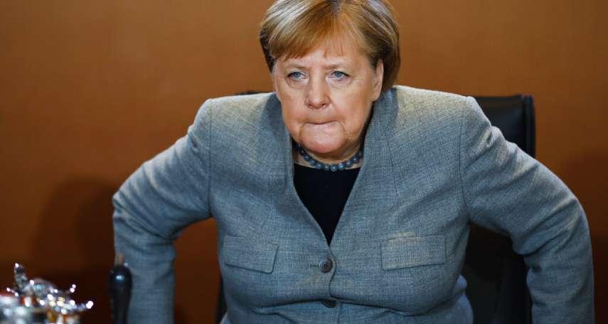 美中科技冷戰,讓德國傷透腦筋!梅克爾召開黨內協商,決定是否使用華為5G