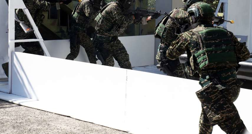春節加強戰備!海軍「壽山雷達站」反特攻作戰罕見對外公開