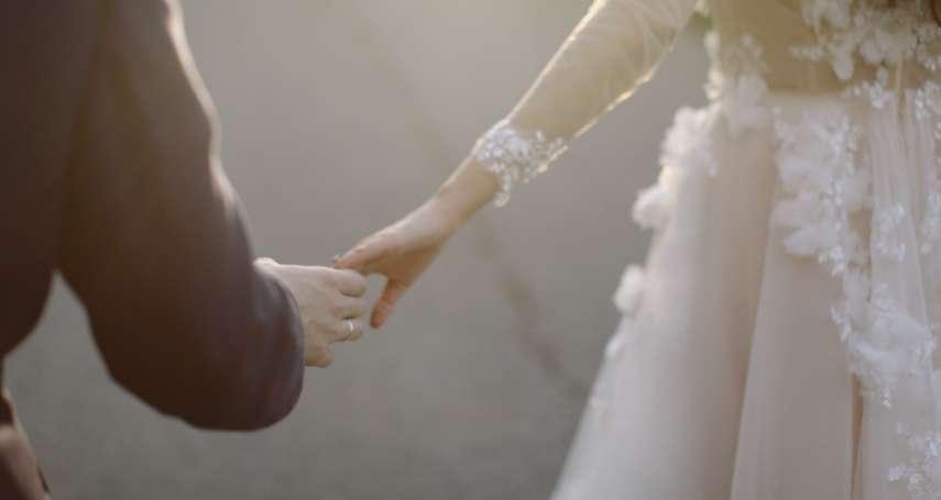 一張結婚證書能保證什麼?心理師揭維持美滿婚姻最關鍵因素