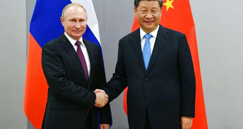 中俄關係新挑戰》防範武漢肺炎關閉口岸、禁止中國人入境 俄羅斯經濟恐陷入風險