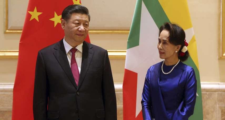 中美新冷戰打到中南半島 美國首次公開抨擊中國逐步吞噬緬甸主權