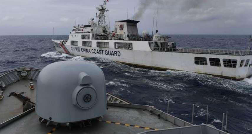 「納土納群島」主權爭議》中國海警伴漁船挑釁 印尼強硬召見中國大使、堅不讓步