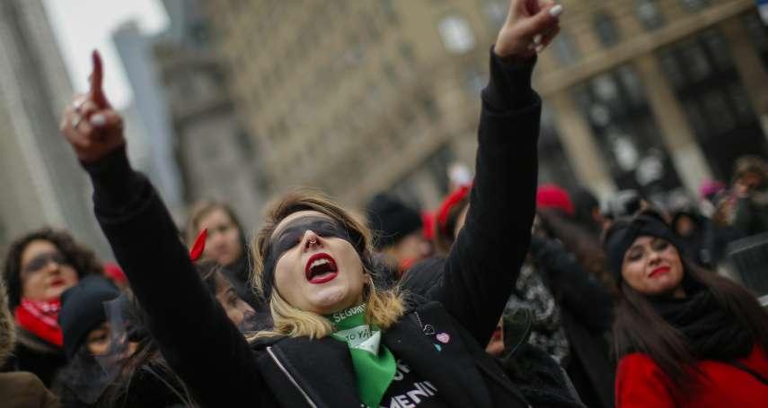 「如果沒有妙麗,哈利波特在第一集就死了!」川普上任三周年,全美180城「女人進軍」遊行秀女力