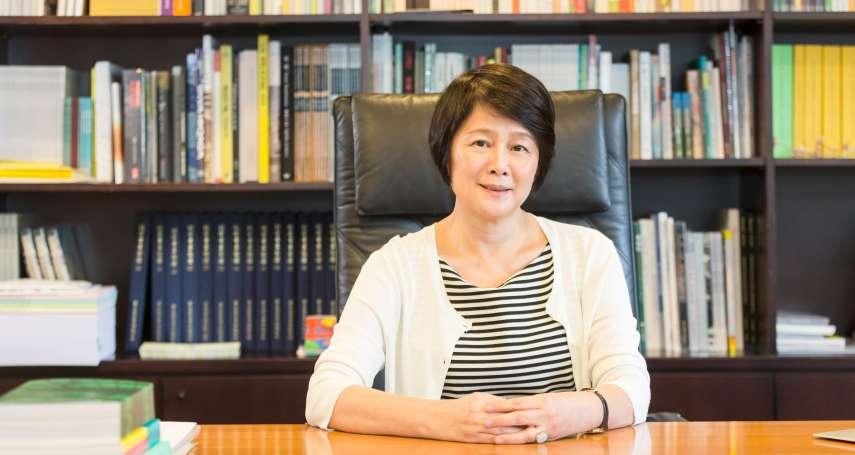 林曼麗連任國藝會董座 盼深化3大發展方向