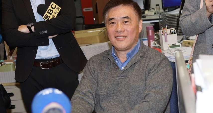 國民黨主席補選30日開跑 郝龍斌江啟臣對決漸明朗