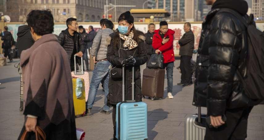 武漢肺炎將讓SARS惡夢重演?全球超過280病例、3人死亡…懶人包預防措施一次看