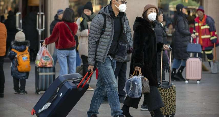 新冠肺炎風暴》封城!武漢全面施行進出管控,旅遊團隊禁行,私家車輛抽檢