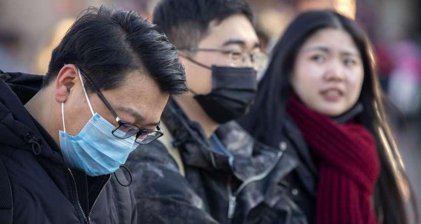 武漢肺炎引發民眾搶購口罩 合購網1月份已售出15萬片