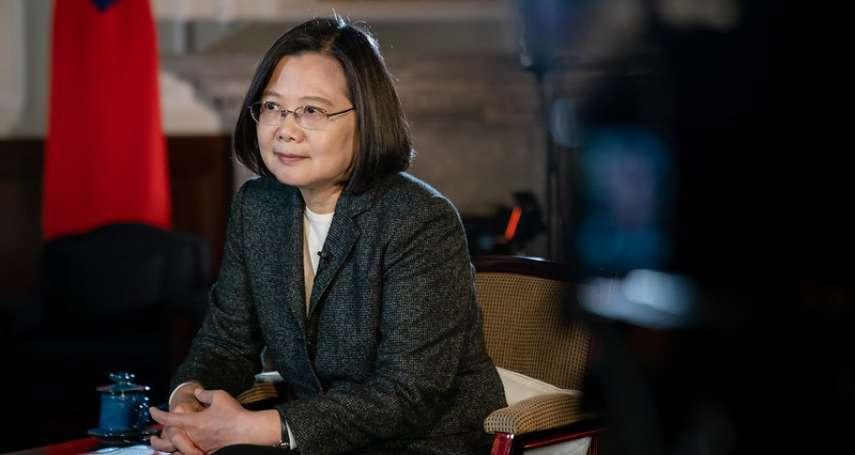 觀點投書:台灣已是獨立國家,他的名字叫…