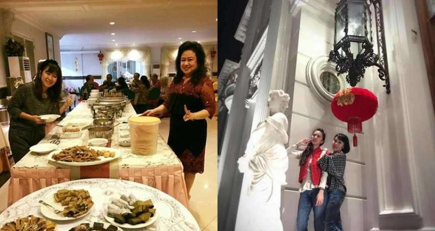 印尼華人怎麼過新年?一定要吃鳳梨酥、女兒回娘家不用等到初二…年味比台灣還要重!