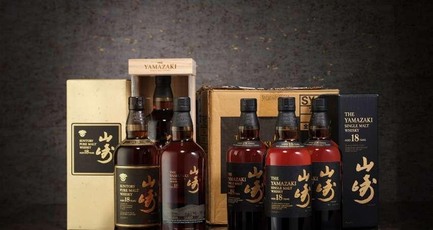 威士忌投資法則(二)日本威士忌的增值規則:這六個品牌的年份酒,看到千萬別錯過!