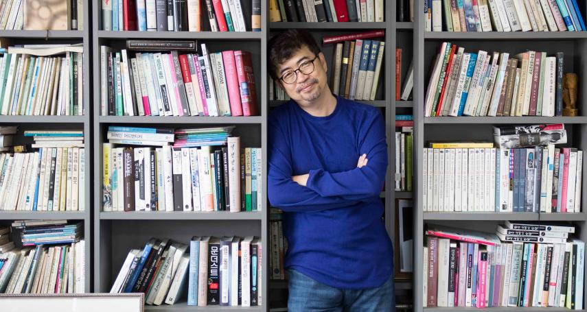 痛在瘟疫蔓延時》永不放手,永不割席—南韓小說家金琸桓凝視深沉受苦經驗