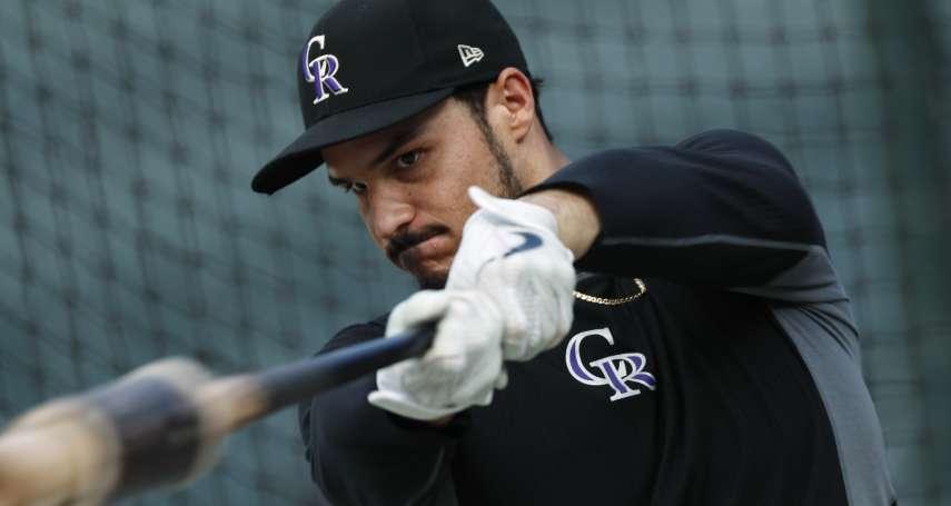 MLB》不再談論交易流言 亞瑞納多:我只想專注在棒球上