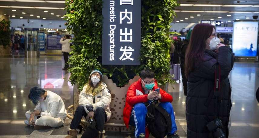 境內疫情趨緩,中國轉為強力防堵境外病例:3月28日零時起,大規模暫停外國人入境