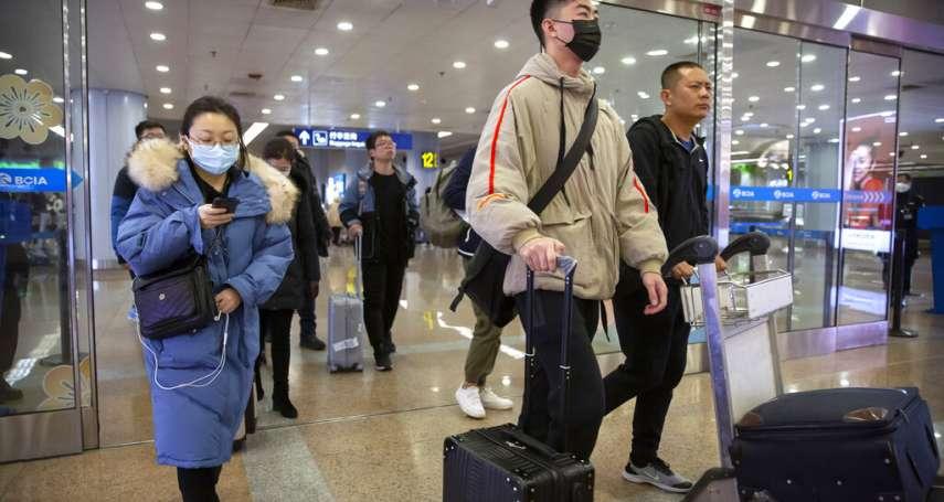 新冠肺炎風暴》美國包機無法載走所有公民 泰國、印度準備隨時撤僑