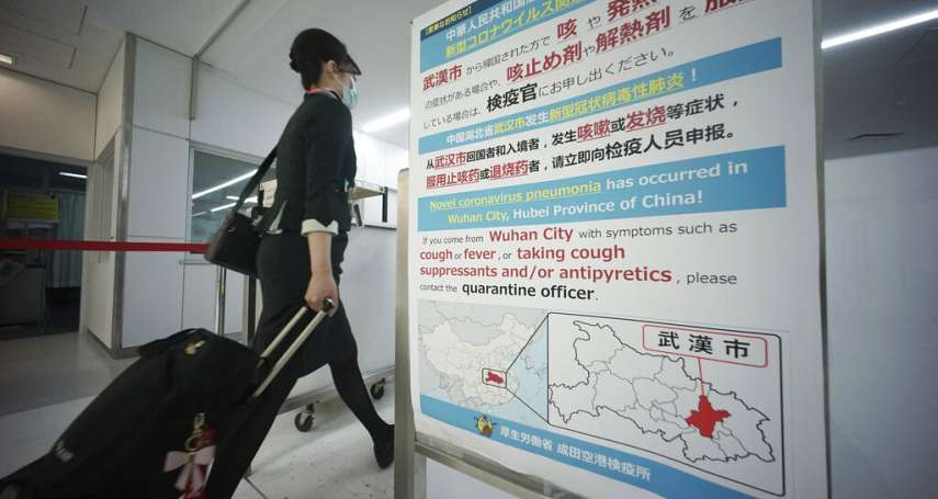 春節觀光旺季遇武漢肺炎風暴 日本業者「戰戰兢兢」迎接中國觀光客