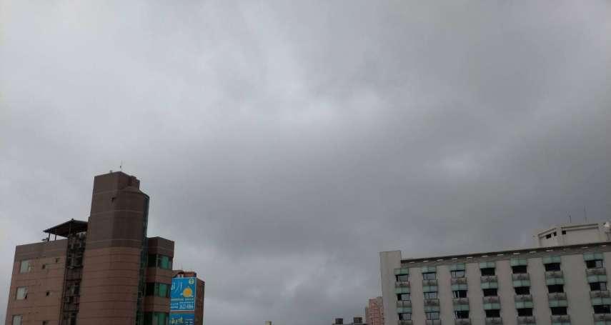 明天最靠近台灣!「閃電」海警發布 北偏趨勢未改恐發陸警