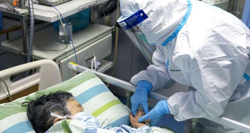 薄世寧專文:病毒性肺炎為什麼這麼難治療?