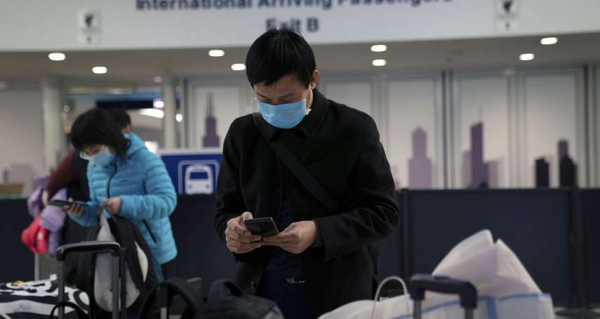 武漢肺炎風暴》南韓預計30日包機撤僑 不包含中國籍親屬