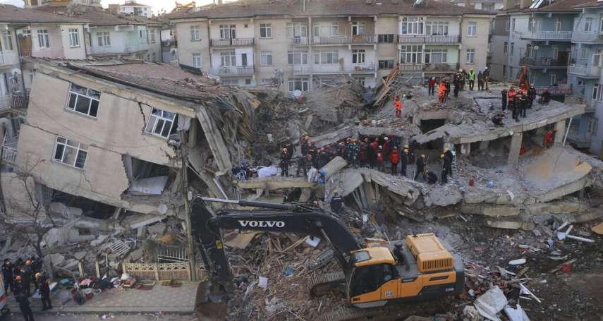 土耳其強震》「來自台灣的留言讓志工邊讀邊落淚」 土國搜救協會發文感謝台人支持