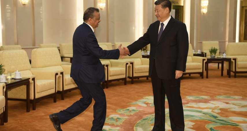 央視主播當WHO親善大使狂幫中國洗白 國際NGO:世衛想挽救信譽就該換掉他