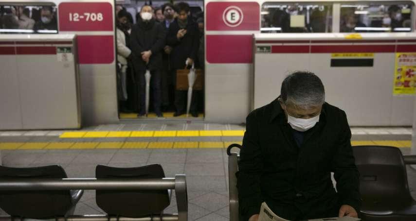 日本出現武漢肺炎死亡首例!住在神奈川的80多歲女性,宣告不治後才被確診
