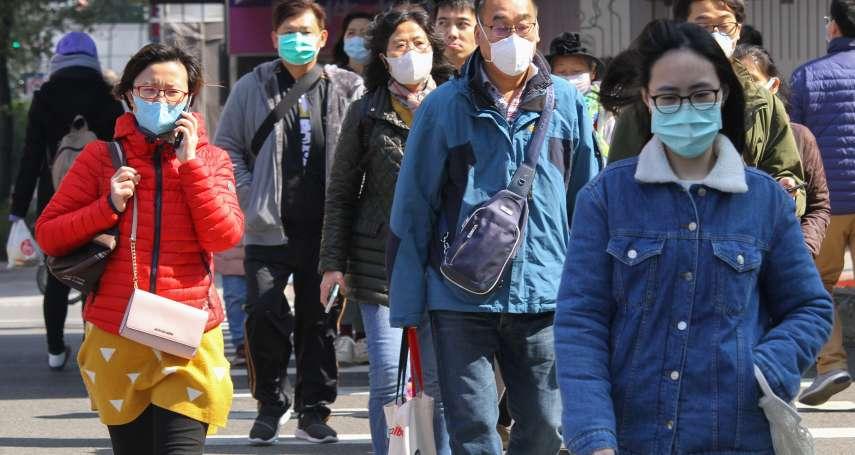 赫見戴口罩民眾「用鼻孔看人」 急診主任嘆:那何苦跟我們搶醫療口罩?