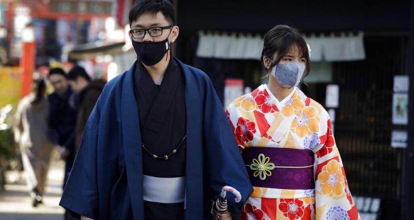 日本疑有武漢肺炎隱性社區傳播 提升旅遊疫情建議至第一級