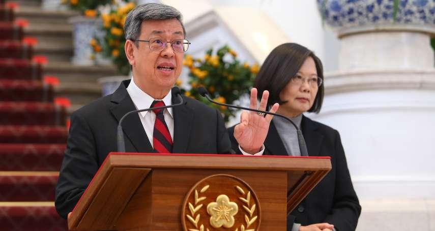 美專家肯定「台灣防疫很完善」 陳建仁:民眾要有信心