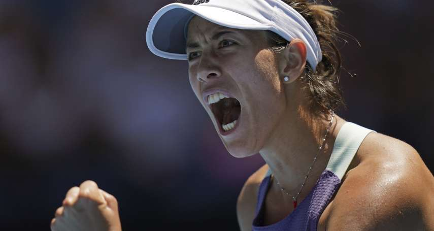 澳網》擺脫低潮力克奪冠熱門哈勒普 蒙奎露薩首度進軍澳網女單決賽