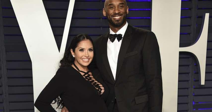 NBA》布萊恩遺孀發文感謝外界支持 更成立基金協助受害家庭