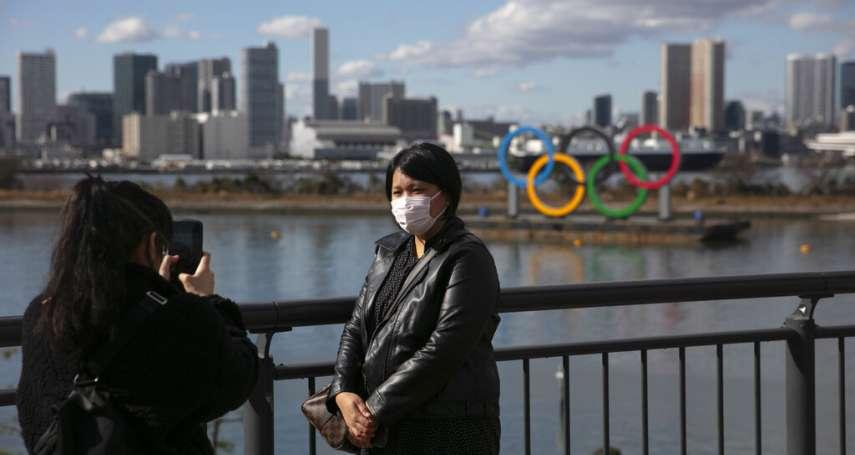 武漢肺炎風暴》日本疫情持續蔓延,東京奧運還辦不辦?倫敦:我們馬上可接手!