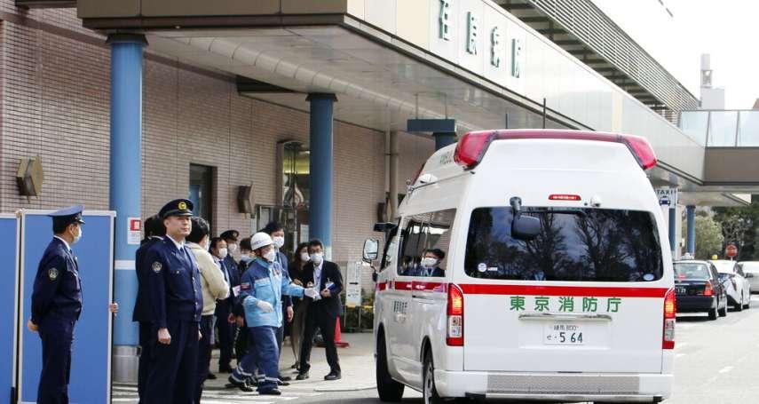 武漢肺炎風暴》日本計畫調整防疫政策 強化邊境防疫轉為早期發現治療
