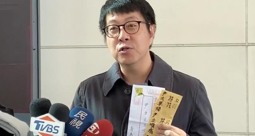 怒轟韓國瑜二二八致詞談簡吉「沒資格」 尹立質疑:中聯辦給的演講稿?