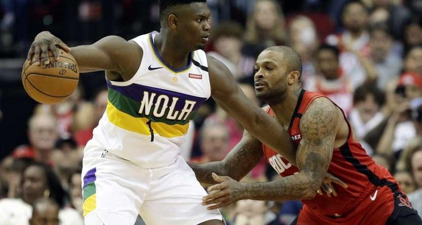 NBA》不滿鵜鶘末節打鐵敗給火箭 簡崔動怒:把那該死的籃球給威廉森