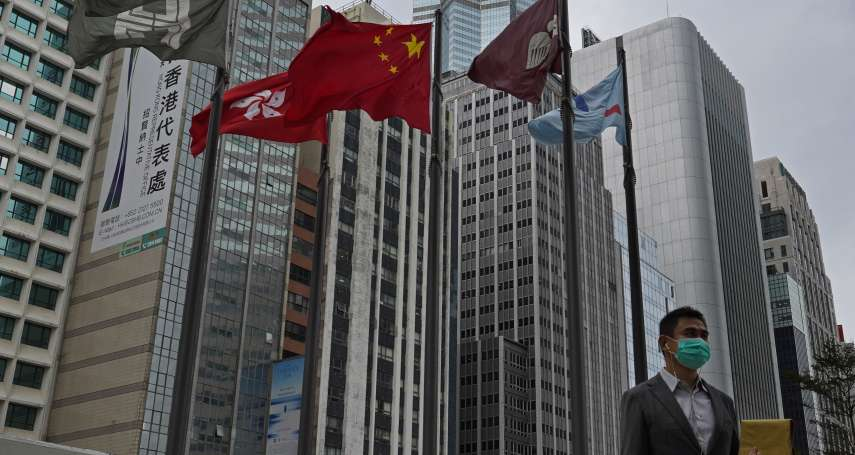 武漢肺炎風暴》香港醫護人員發起罷工!擔心SARS悲劇重演,籲港府「全面封關」防堵中國居民入境