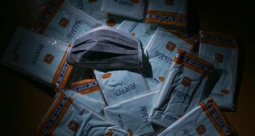 又見中國黑心口罩!假貨混充馬來西亞製 衛生局:最重關3年罰千萬