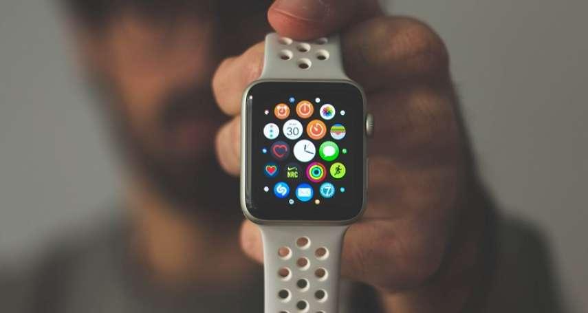 從蘋果的穿戴式裝置營收超越Mac來看未來產業趨勢