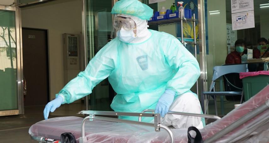 抗SARS沒缺席、見證武漢肺炎台首個案痊癒 主治醫師:絕不讓台灣漏氣