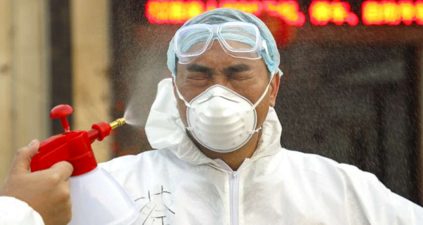 掌握中國隱匿新冠疫情證據?彭博社:美國情報機構向白宮報告,北京捏造確診、死亡數字