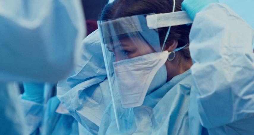 花時間穿防護衣自保,可能就會少救一條人命…Netflix紀錄片拍下前線醫護最驚險的掙扎瞬間