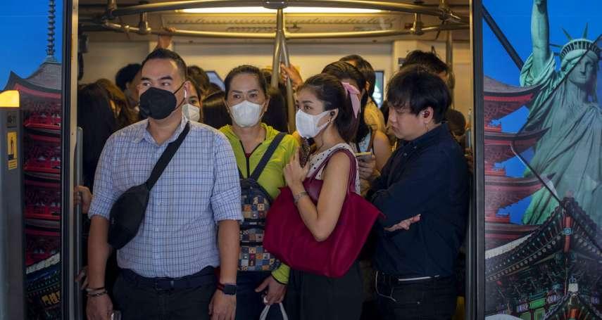為什麼新冠肺炎衝擊比SARS猛?這2個關鍵指標,讓你掌握亞洲經濟、股市走向