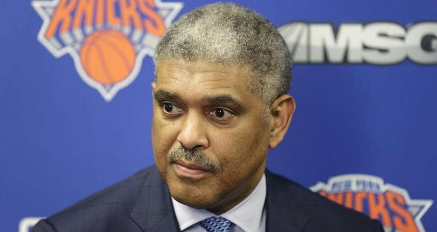 NBA》尼克炒掉總裁米爾斯 「狀元」威廉森經紀人有望接手?