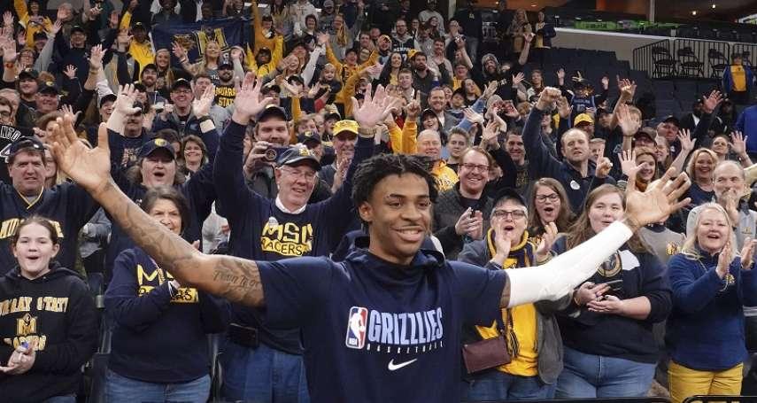 NBA》柯瑞力挺伊古達拉卻遭「粉絲」狠酸 莫蘭特:我不怕他